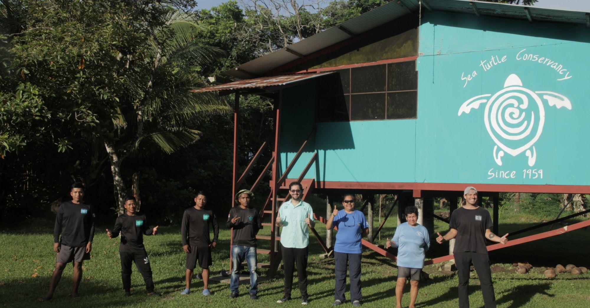 Panamá, uno de los principales sitios de anidación de tortugas marinas-0