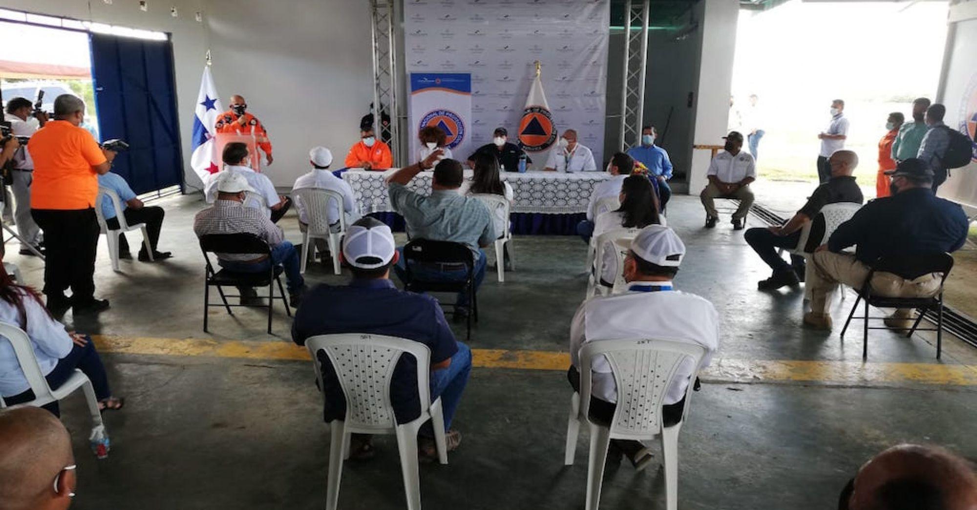 FORTALECEN PLATAFORMA DE GESTIÓN DE RIESGO NUEVA BASE DISTRITAL PARA EL SINAPROC-5