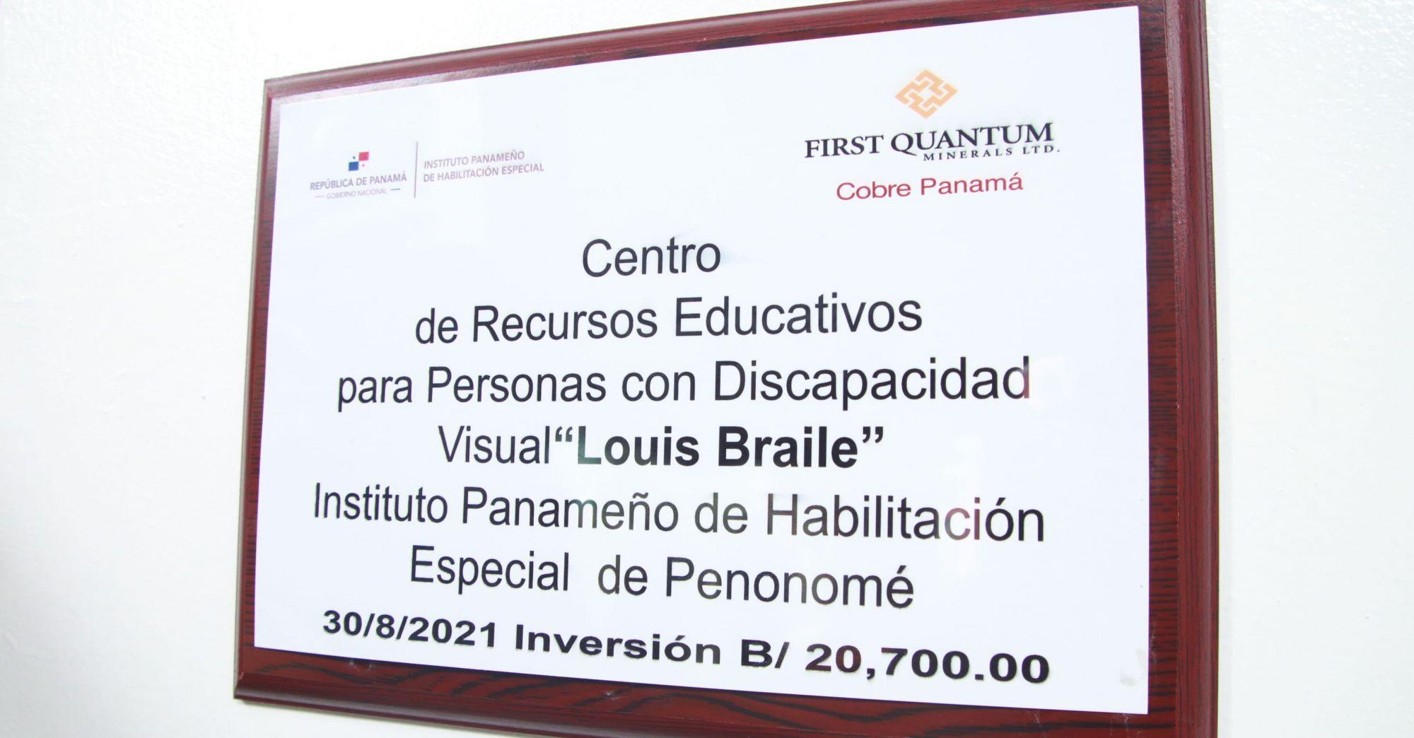 INAUGURAN NUEVO CENTRO DE RECURSOS EN EL IPHE DE PENONOMÉ-3
