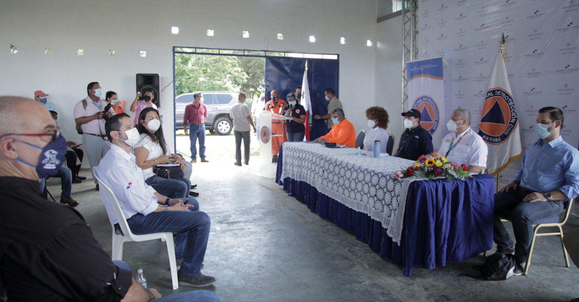 FORTALECEN PLATAFORMA DE GESTIÓN DE RIESGO NUEVA BASE DISTRITAL PARA EL SINAPROC-0